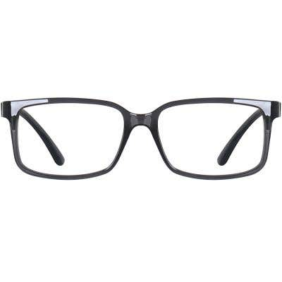 Rectangle Eyeglasses 136742