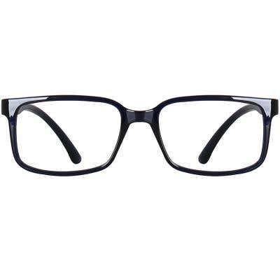 Rectangle Eyeglasses 136779-c