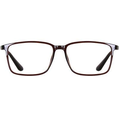 Rectangle Eyeglasses 136781-c