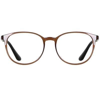Round Eyeglasses 136786
