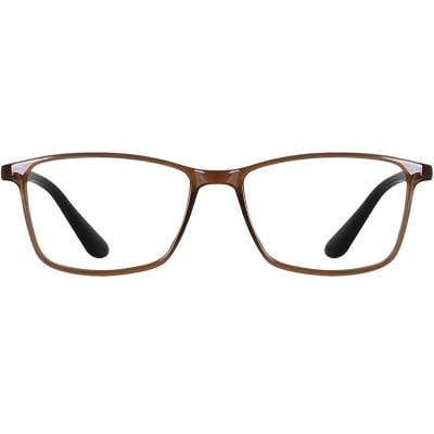Rectangle Eyeglasses 136789