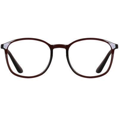 Rectangle Eyeglasses 136790