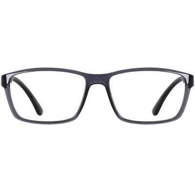 Rectangle Eyeglasses 136791