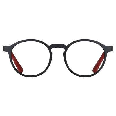 Kids Eyeglasses 136835-c