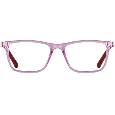 Rectangle Eyeglasses 136868