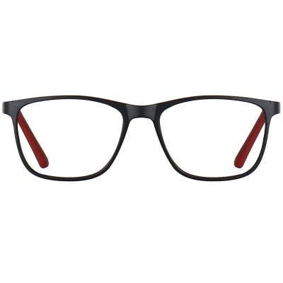Rectangle Eyeglasses 136869-c