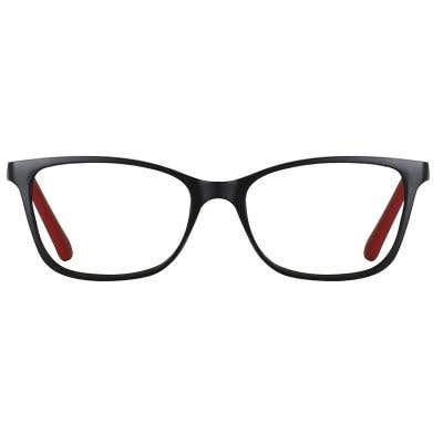 Rectangle Eyeglasses 136893-c