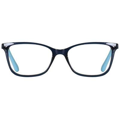 Rectangle Eyeglasses 136901-c