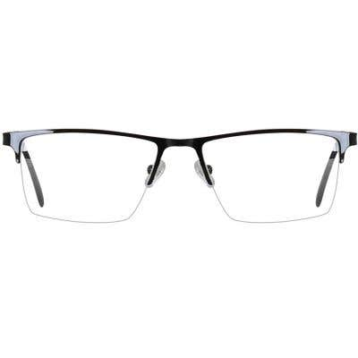 Rectangle Eyeglasses 136946-c
