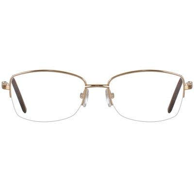 Rectangle Eyeglasses 136954-c