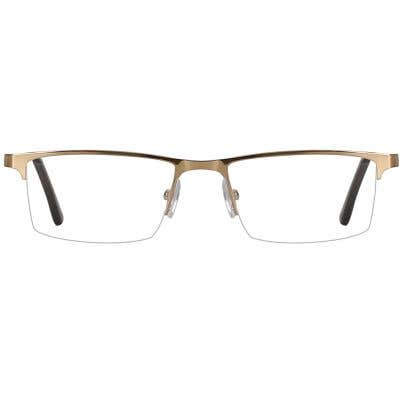 Rectangle Eyeglasses 136960-c