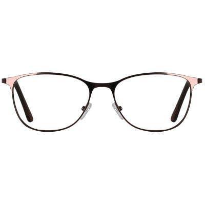 Cat Eye Eyeglasses 136966-c