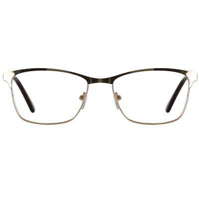 Rectangle Eyeglasses 136982-c