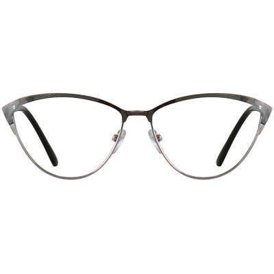 Cat Eye Eyeglasses 136994-c