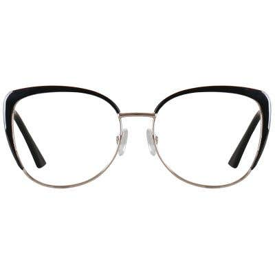 Cat Eye Eyeglasses 137091-c