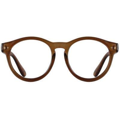 Round Eyeglasses 137100