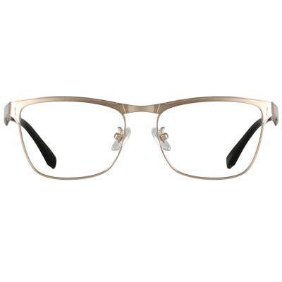 Rectangle Eyeglasses 137149-c