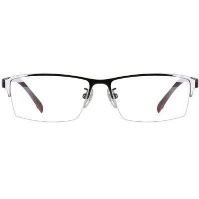 Rectangle Eyeglasses 137212-c