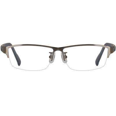 Rectangle Eyeglasses 137316-c