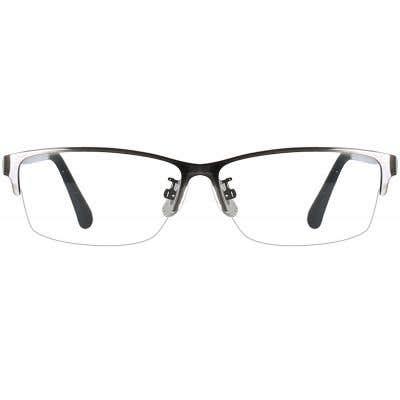 Rectangle Eyeglasses 137320-c