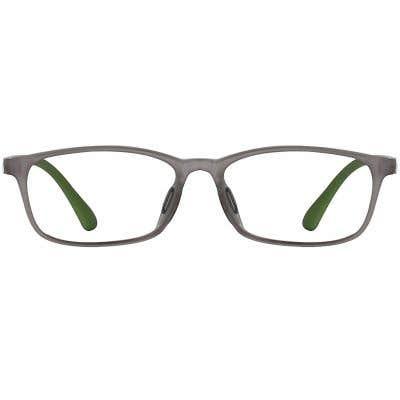 Rectangle Eyeglasses 137428-c