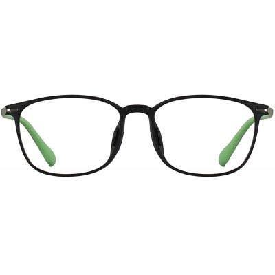 Rectangle Eyeglasses 137434-c