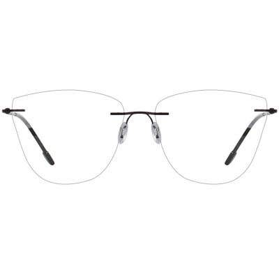 Rimless Eyeglasses 137444-c
