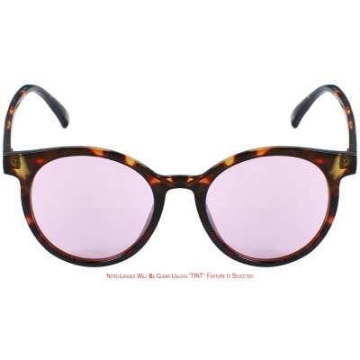 Round Eyeglasses 137477-c