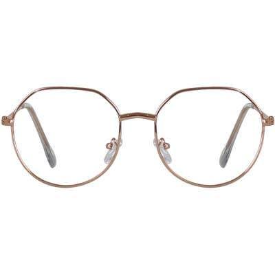 Geometric Eyeglasses 137503