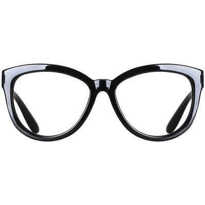 Cat-Eye Eyeglasses 137509
