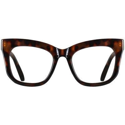 Cat Eye Eyeglasses 137535