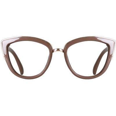 Cat Eye Eyeglasses 137547