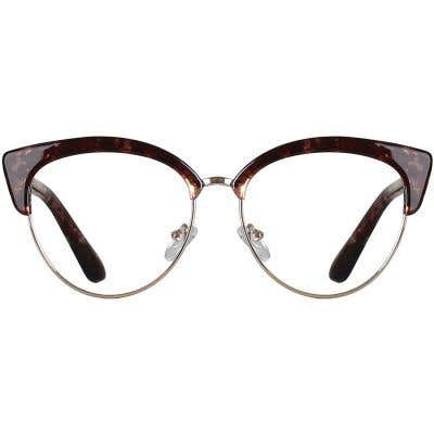 Cat Eye Eyeglasses 137548