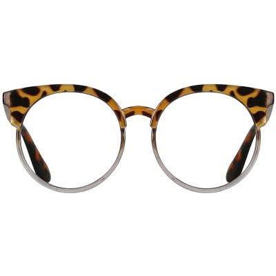 Round Eyeglasses 137549