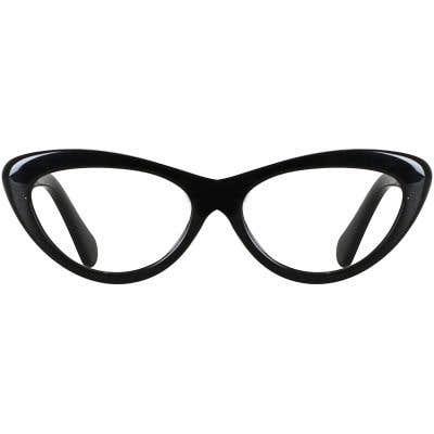 Cat Eye Eyeglasses 137554