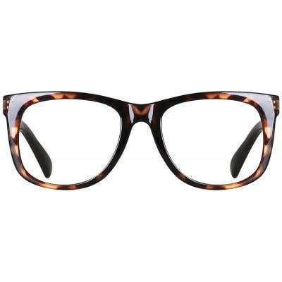 Rectangle Eyeglasses 137560