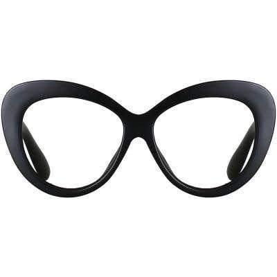 Cat Eye Eyeglasses 137561