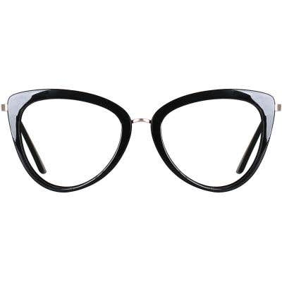 Cat Eye Eyeglasses 137564