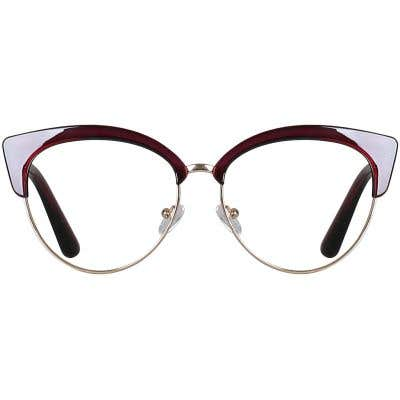 Cat Eye Eyeglasses 137570