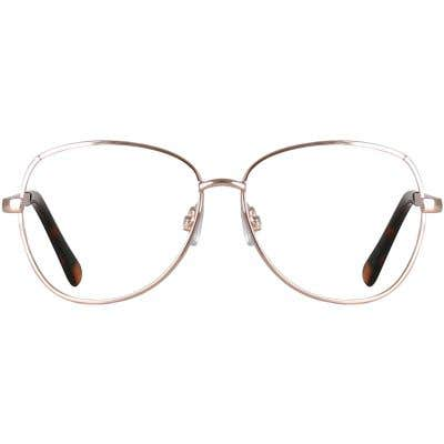 Rectangle Eyeglasses 137575