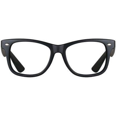 Rectangle Eyeglasses 137580