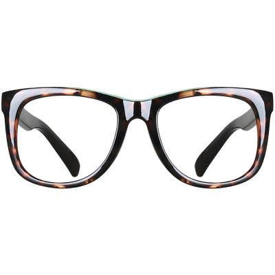 Rectangle Eyeglasees 137581