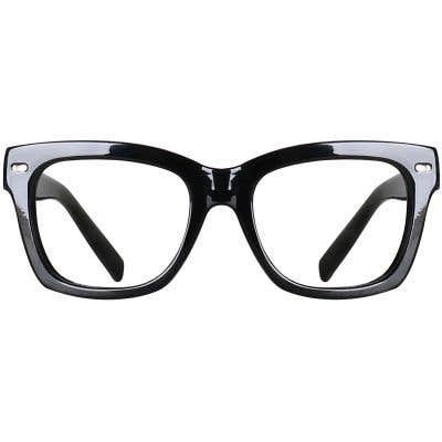 Rectangle Eyeglasses 137589