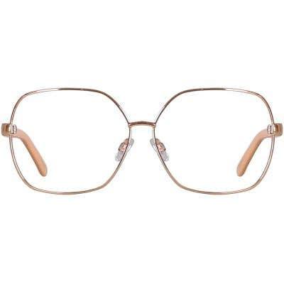 Rectangle Eyeglasses 137597