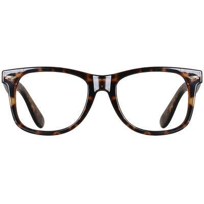 Rectangle Eyeglasses 137599