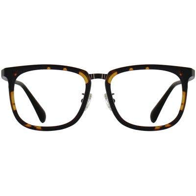 Rectangle Eyeglasses 137895