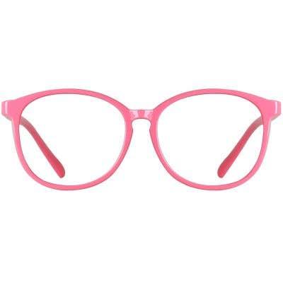 Round Eyeglasses 137925-c