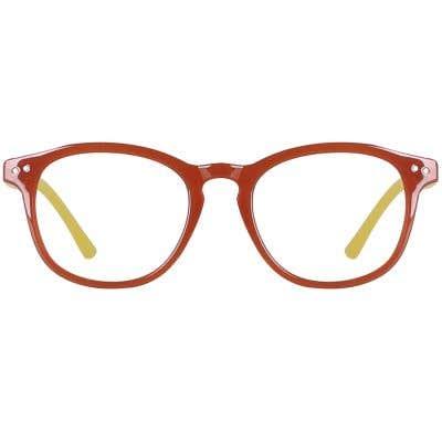 Round Eyeglasses 137932-c