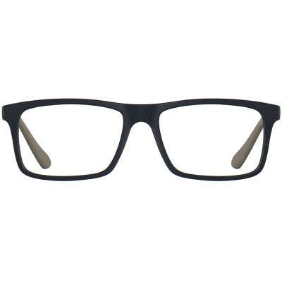 Rectangle Eyeglasses 137946