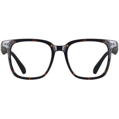 Rectangle Eyeglasses 137958